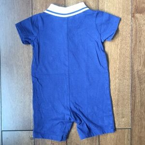 First Impressions One Pieces - Sailboat romper